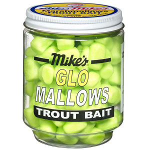 Glo Mallows Trout Bait