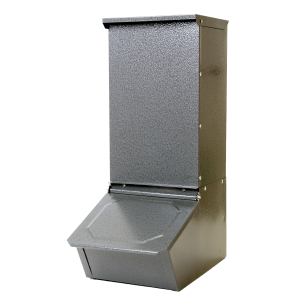 Single Door Hog Feeder