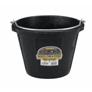 10 Quart All-Purpose Rubber Pail