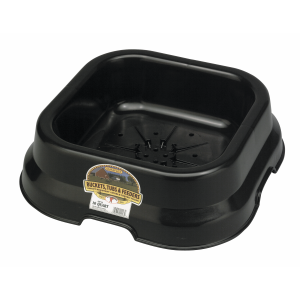 10 Quart Plastic Salt and Mineral Block Pan