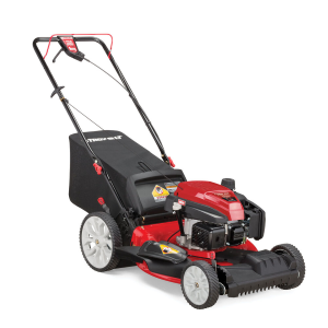"21"" High Wheel Self-Propelled Lawn Mower with Front Wheel Drive - TB230"