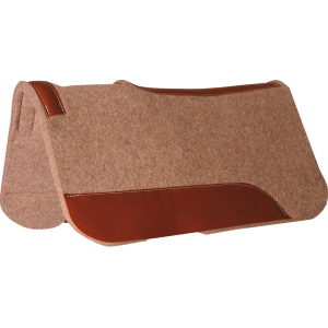 Junior Wool Contoured Saddle Pad
