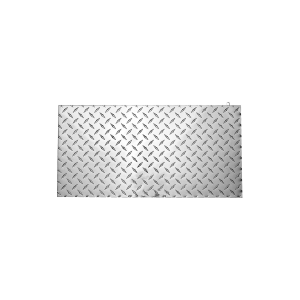 4221BC Diamond Plate - 0.10 Gauge