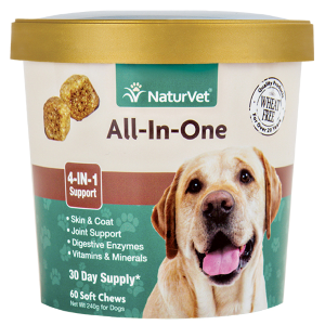 All-In-One Soft Chew Cup for Dogs