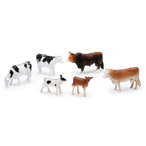Country Life Farm Animal Playset - Assorted
