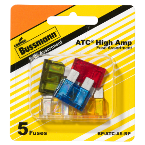 ATC High AMP Fuse Assortment