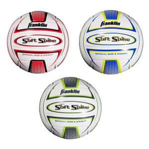 Soft Spike Volleyball - Assorted Colors