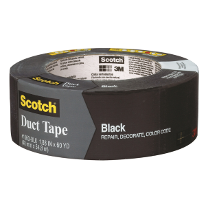1.88 in. x 60 yd. Colored Duct Tape