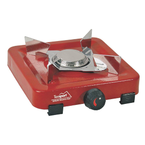 One Burner Portable Butane Stove with Carry Case