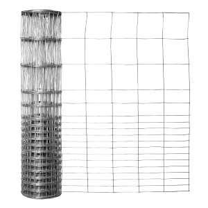 "28"" x 50' Galvanized Rabbit Guard Fence"