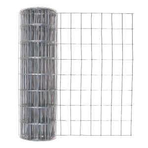 "24"" x 50' Galvanized Welded Wire Fence"