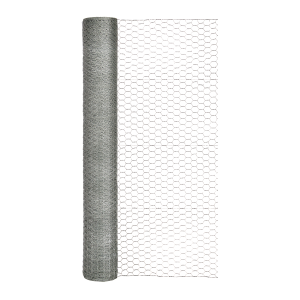 "48"" Galvanized Hex Netting with 1"" Opening"