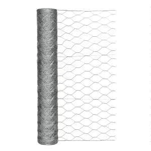 "36"" Galvanized Hex Netting with 2"" Opening"