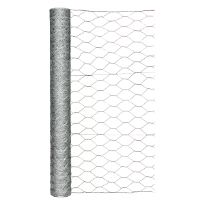 "48"" Galvanized Hex Netting with 2"" Opening"