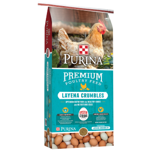 Layena Crumbles Premium Poultry Feed