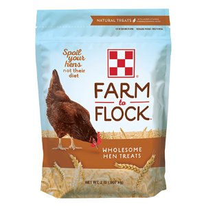 Farm to Flock Wholesome Hen Treats