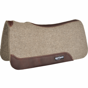 Contoured Performance Pad - Wool Felt