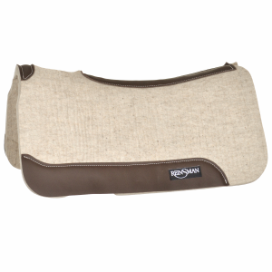 Contoured Performance Pad – 100% wool