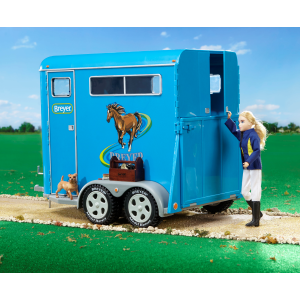 Traditional Two Horse Trailer