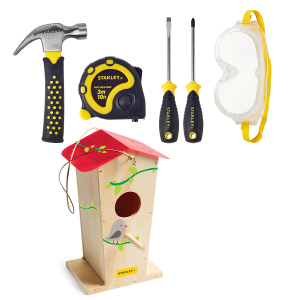 Classic Tool Set & Bird Feeder Kit
