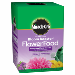Water Soluble Bloom Booster Flower Food 10-52-10