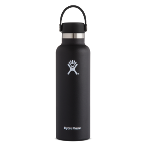 21 Oz Standard Mouth Bottle with Flex Cap Lid
