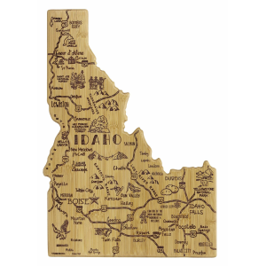 Destination Idaho Cutting Board