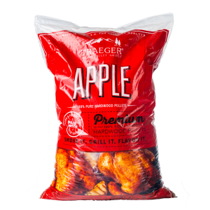 Apple BBQ Pellets