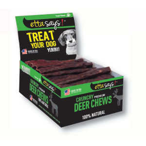 Crunchy Premium Deer Chew Dog Treat