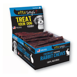 Crunchy Premium Rabbit Chew Dog Treat