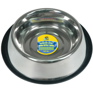Stainless Steel Non-Spill Pet Bowl 32 Oz