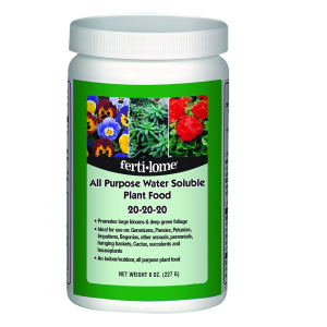 All Purpose Water Soluble Plant Food