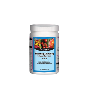 Blooming and Rooting Soluble Plant Food 9-58-8