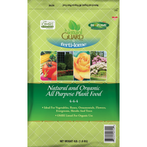 Natural and Organic All Purpose Plant Food 4-4-4