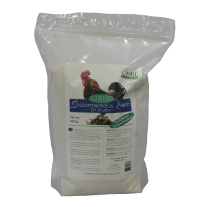 Organic Diatomaceous Earth for Poultry