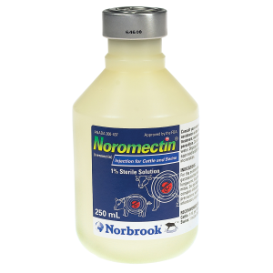 Noromectin 1% Injection for Cattle and Swine