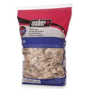 Hickory Wood Chips - 2 lbs