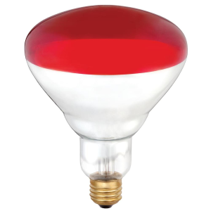 125 Watt Red Heat Lamp Bulb