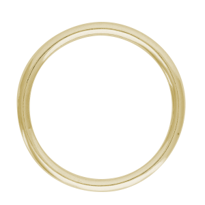 "3"" Solid Brass O Ring"