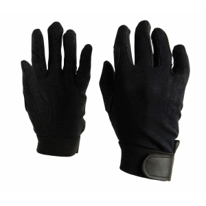 Ladies Good Hands Track Riding Gloves