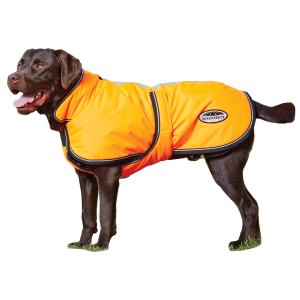 300D Deluxe Reflective Dog Parka