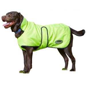 Fleece Lined 420D Deluxe Dog Windbreaker