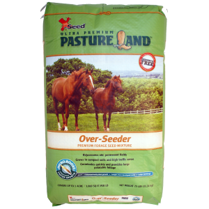 Pasture Land Over-Seeder Mixture with Micro-Boost