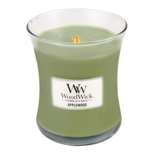 Applewood Medium Hourglass Candle