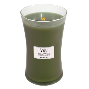 Frasier Fir Large Hourglass Candle