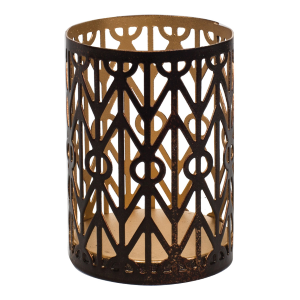 Geometric Petite Candle Holder