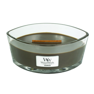 Oudwood HearthWick Flame Candle