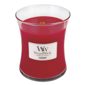 Currant Medium Hourglass Candle