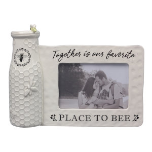Bee Vase Photo Frame