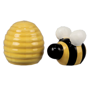 Bee Salt and Pepper Set